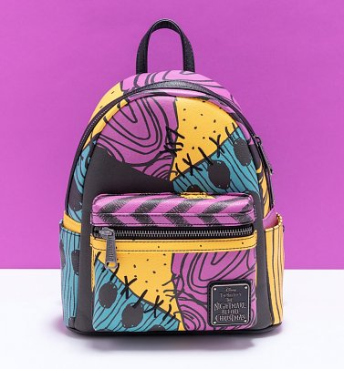 Loungefly Disney Nightmare Before Christmas Sally Mini Backpack