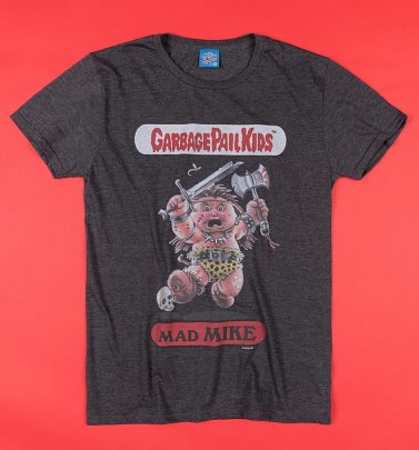 Mad Mike Garbage Pail Kids T-Shirt