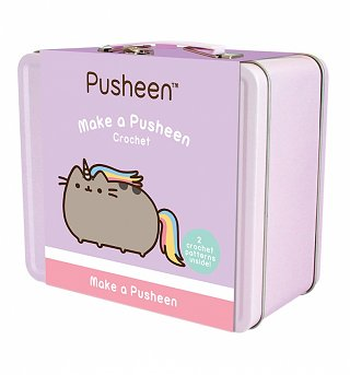 Make Pusheen Crochet Craft Kit