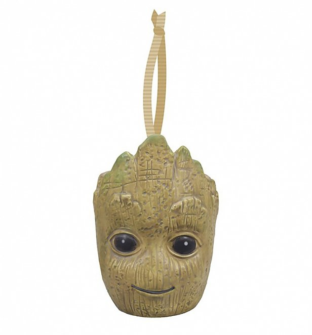 Marvel Comics Guardians Of The Galaxy Groot Hanging Decoration