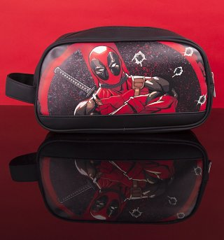 Marvel Comics Deadpool Wash Bag