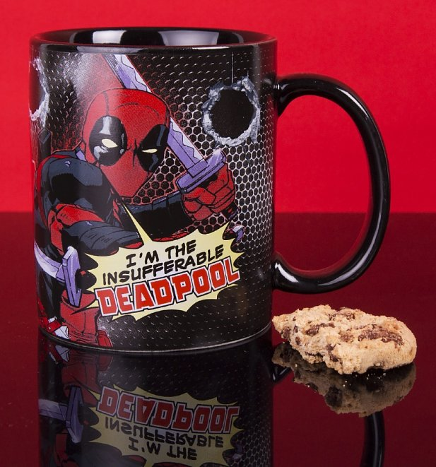 Marvel Comics Deadpool Mug