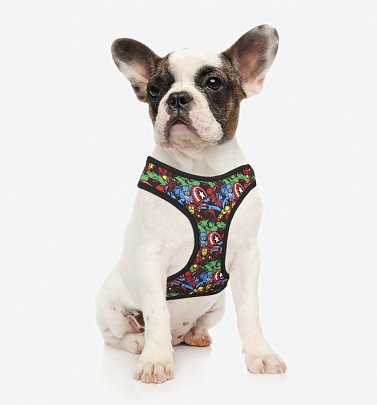 Marvel Comics Harness for Dogs