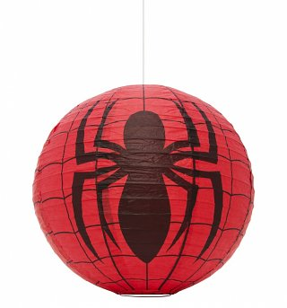 Marvel Comics Spider-Man Paper Lampshade