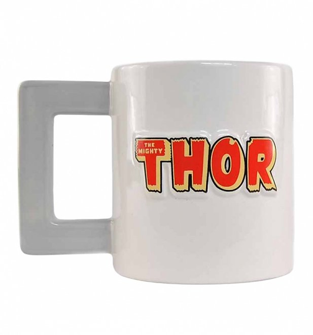Marvel Comics Thor Embossed Boxed Mug