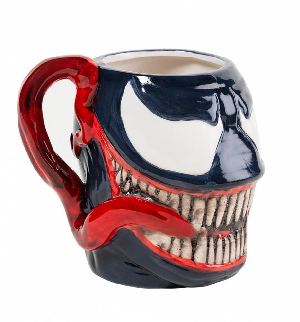 Marvel Comics Venom 3D Shaped Mug