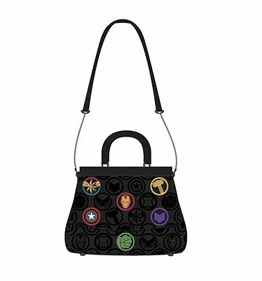 Marvel Icons Crossbody Bag from Loungefly