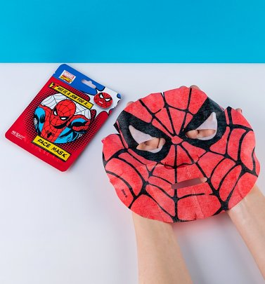 Marvel Spider-Man Sheet Face Mask from Mad Beauty