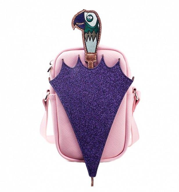 Mary Poppins Glitter Umbrella Shoulder Bag from Difuzed