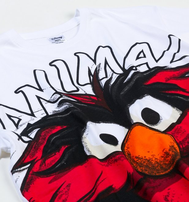 Men's Animal The Muppets Face Pyjamas
