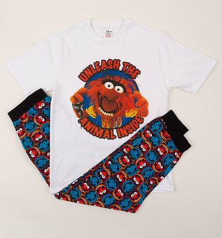 Men's Animal The Muppets Pyjamas