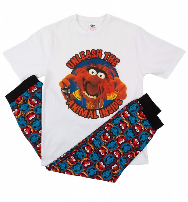 Animal The Muppets Pyjamas