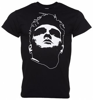 Men's Black Morrissey T-Shirt