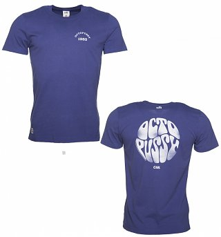 Men's Blue Octopussy '83 James Bond T-Shirt from Chunk