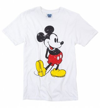Men's Classic Mickey T-Shirt