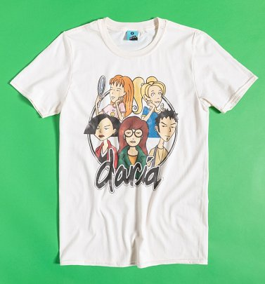 Men's Daria Group Ecru T-Shirt