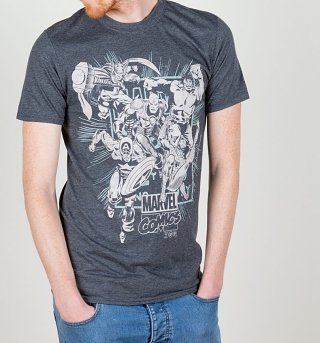 463aaa50ad135 Official Iron Man T-Shirts