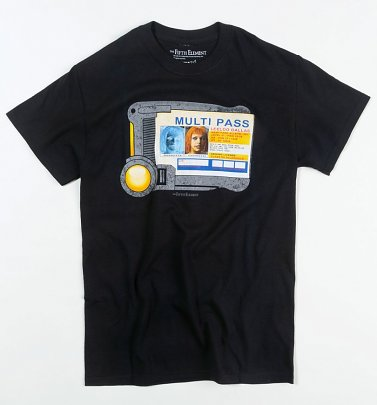 Men's Fifth Element Multi Pass T-Shirt