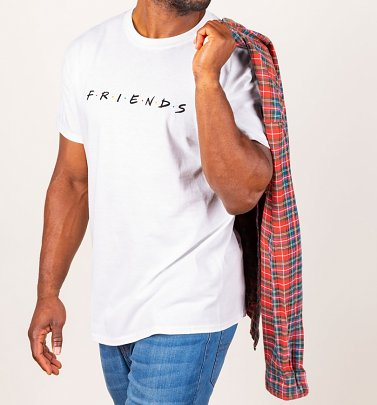 Men's Friends Logo T-Shirt