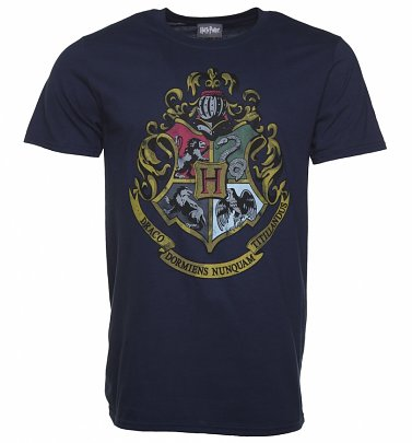 Men's Harry Potter Hogwarts T-Shirt