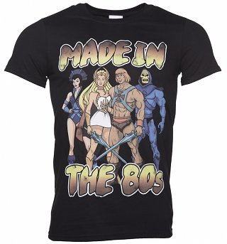 Men's He-Man Made In The 80's T-Shirt