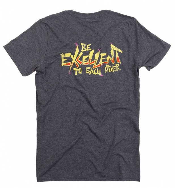 Men's Bill And Ted Wyld Stallyns T-Shirt