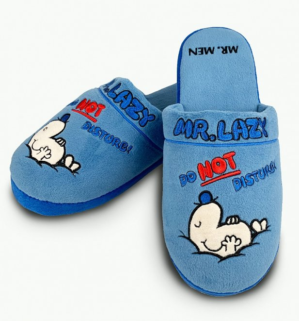 Men's Mr Lazy Slippers