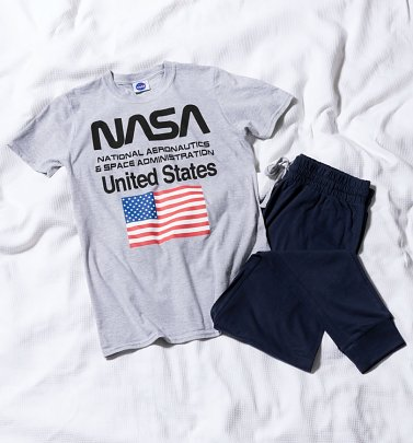 Men's NASA Administration Pyjamas
