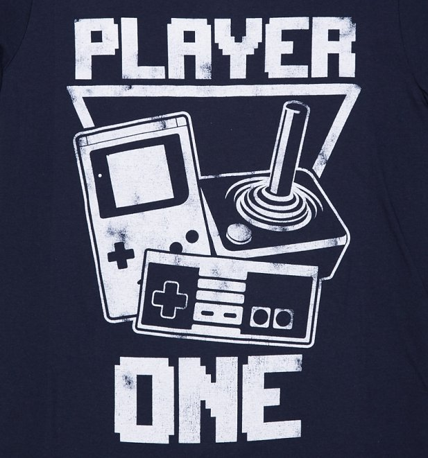 Men's Player One T-Shirt