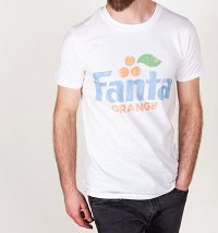 Men's Retro Fanta Logo T-Shirt