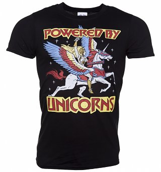Men's She-Ra Powered By Unicorns T-Shirt