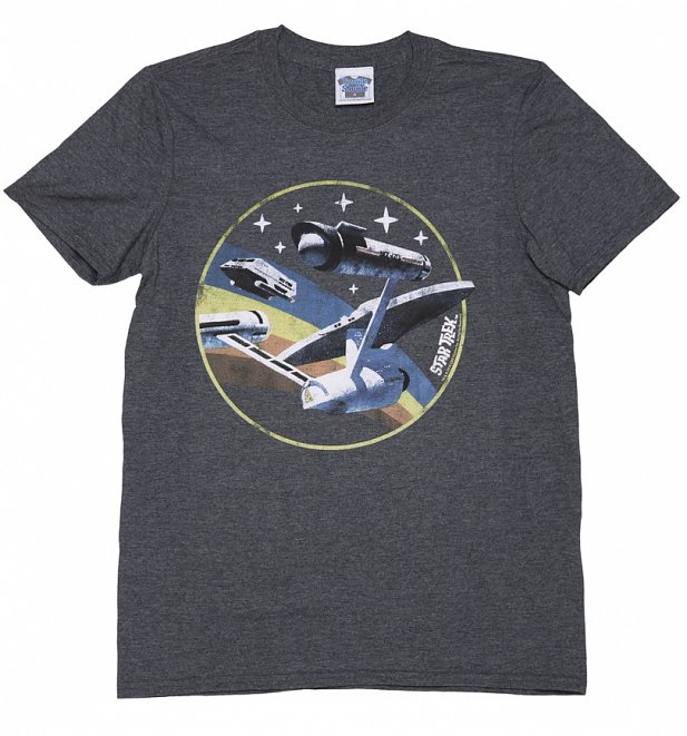 Men's Star Trek Starship Enterprise T-Shirt
