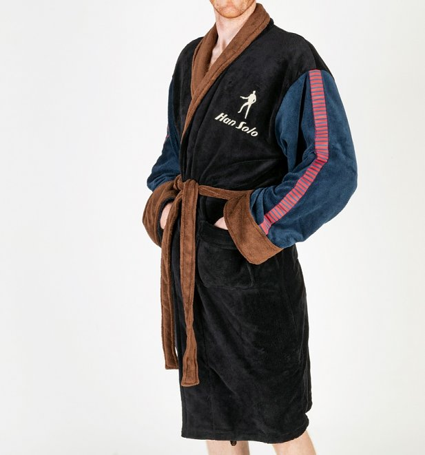 Men's Star Wars Han Solo Dressing Gown
