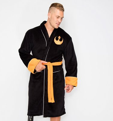 Men's Star Wars Join The Resistance Dressing Gown