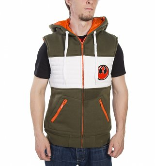 Men's Star Wars Rebel Alliance Body Warmer