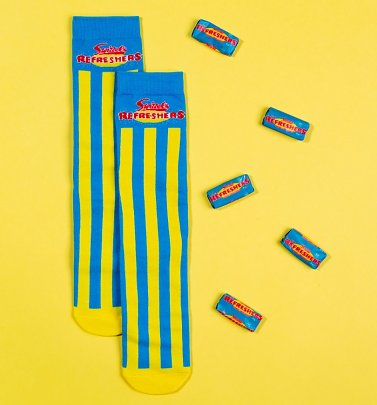 Men's Swizzels Refreshers Socks and Sweets Set