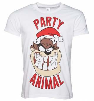 Men's Taz Party Animal T-Shirt