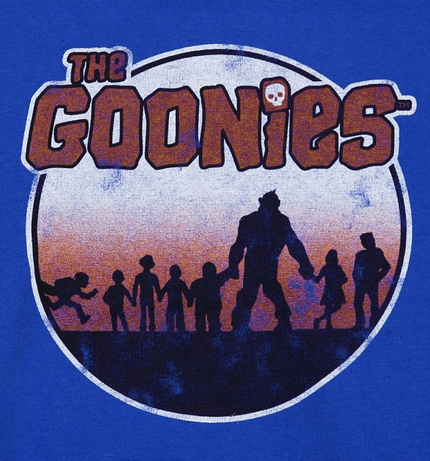 Men's The Goonies Retro Hoodie