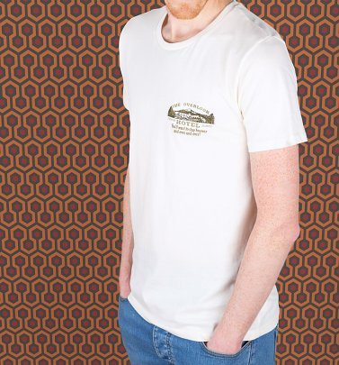 Men's The Shining Inspired Overlook Hotel Embroidered T-Shirt
