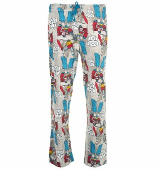 Men's Transformers Optimus Prime Lounge Pants