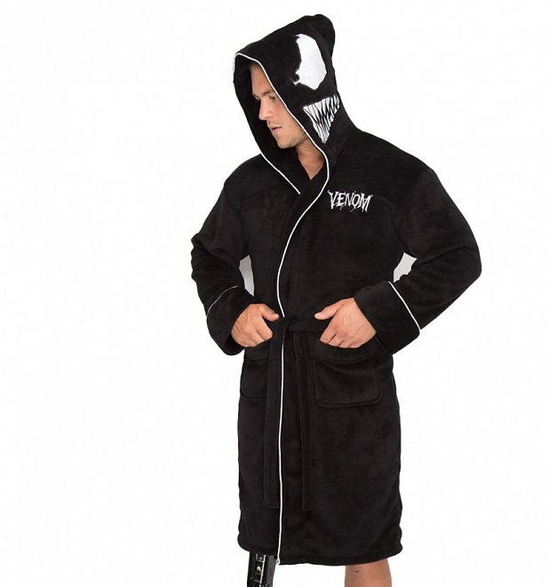 Men's Venom Dressing Gown