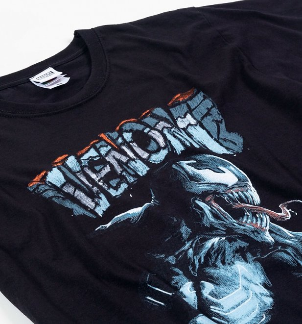 Men's Black Venom T-Shirt