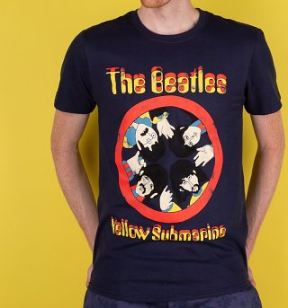 Men's Yellow Submarine Porthole T-Shirt