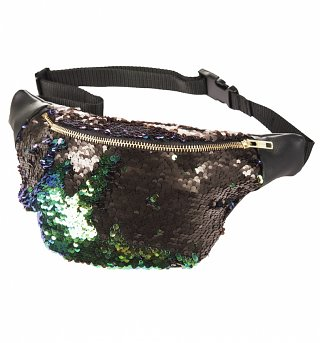 Mermaid Sequin Bumbag from Beksies Boutique