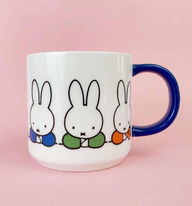 Miffy Elbows Mug