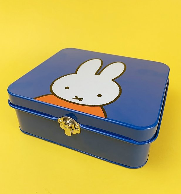Miffy Large Tin