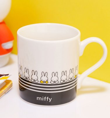 Miffy Monochrome Mug