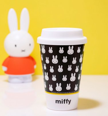 Miffy Travel Mug