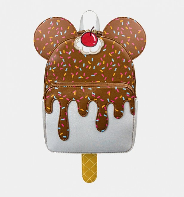 Mickey Mouse Cherry Popsicle Disney Mini Backpack from Danielle Nicole
