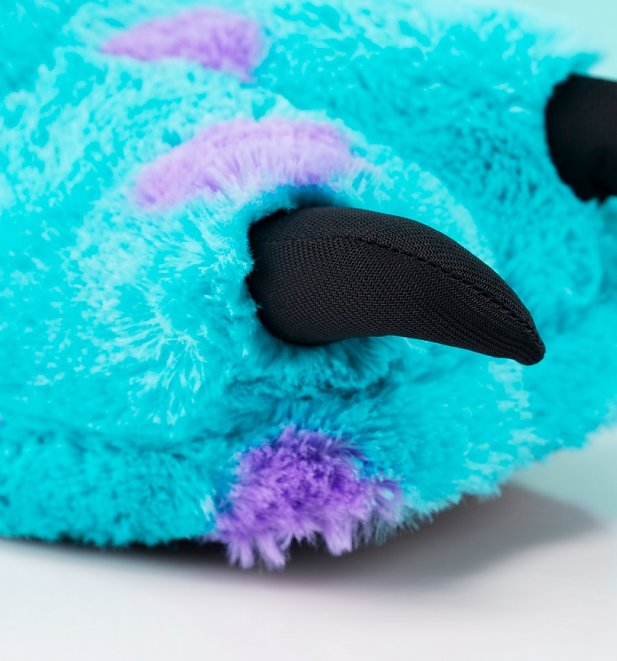 Monster Feet Plush Slippers